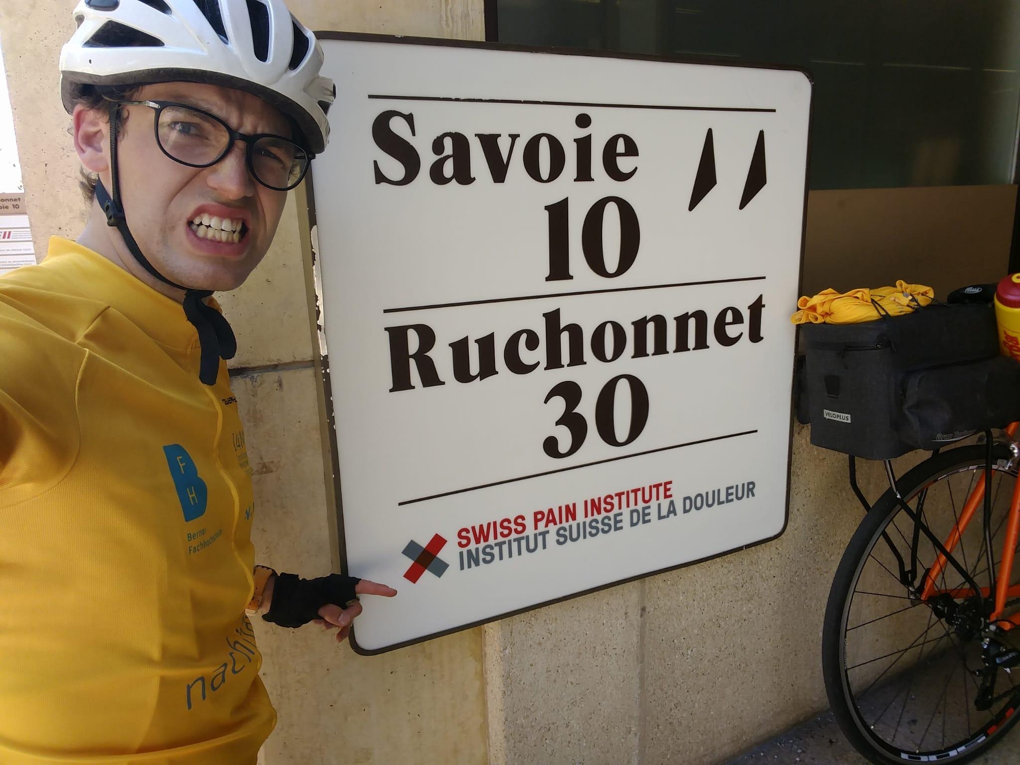 Stage 1 Biel- Martigny completed!